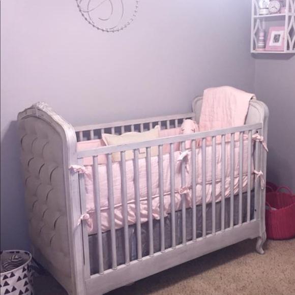 RH baby and child crib bedding